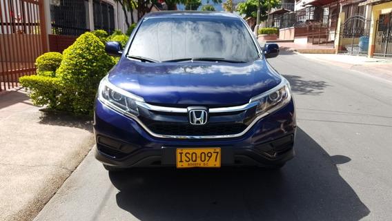 Honda Cr-v Crv 5dr Lxc 2w 2016
