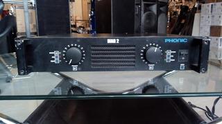 Phonic Mar 2 Potencia Audio Sonido Oferta