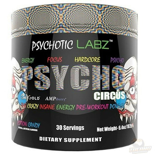 Psycho Circus Cotton Candy 30 Servings - 182g