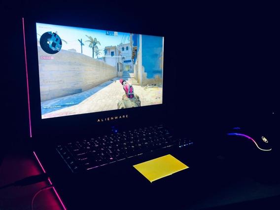 Notebook Gamer Alienware 15 R3 Fullhd I7 Gtx1060oc 16gbddr4