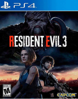 Resident Evil 3 Remake Ps4 Digital | Juegas Con Tu Usuario |