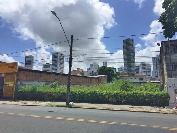 Terreno Comercial Para Locação, Encruzilhada, Recife. - Te0005