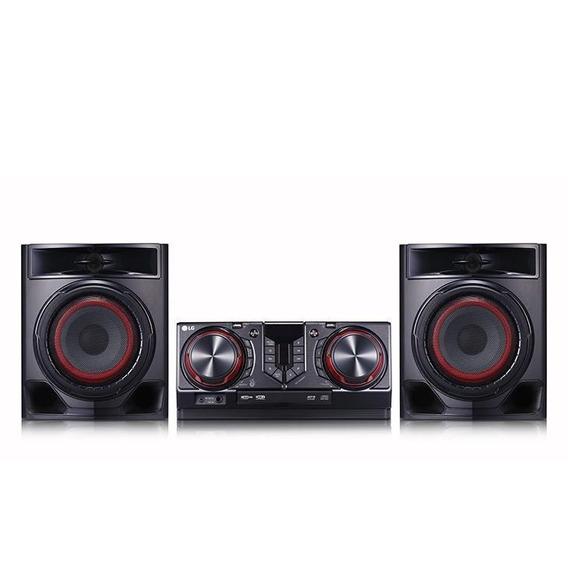 Mini System Lg Cj44, 440 Watts, Multi Bluetooth, Usb, Mp3