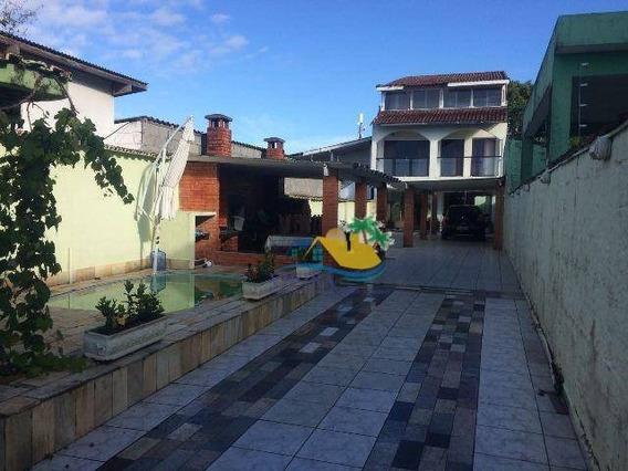 Casa Locação Centro Itanhaém - Ca0030