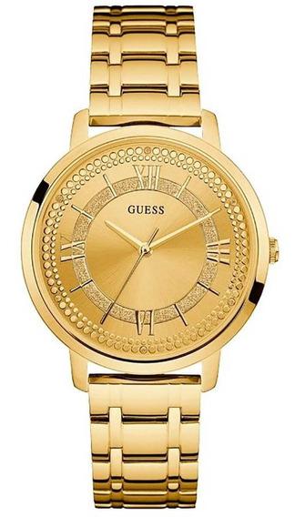 Relógio Feminino Guess Dourado 92635lpgdda2