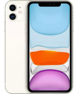 Apple iPhone 11 128gb Original 4g Lacrado Garantia 1 Ano