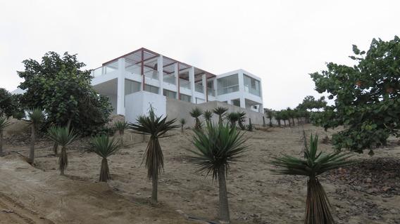 Venta De Casa De Playa Condominio Mar Y Bosques Punta Negra