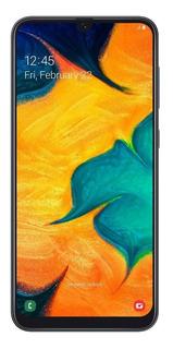 Celular Libre Samsung Galaxy A30 Negro
