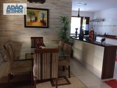 Casa Residencial À Venda, Parque Flexal, Guapimirim. - Ca0689