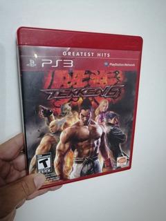 Juego Ps3 Tekken 6 + Flete