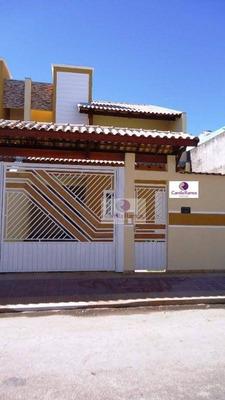 Sobrado Residencial À Venda, Jardim Márcia, Suzano. - So0013