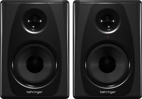 Monitor Referência Ativo Studio 50usb Behringer C/ Nf
