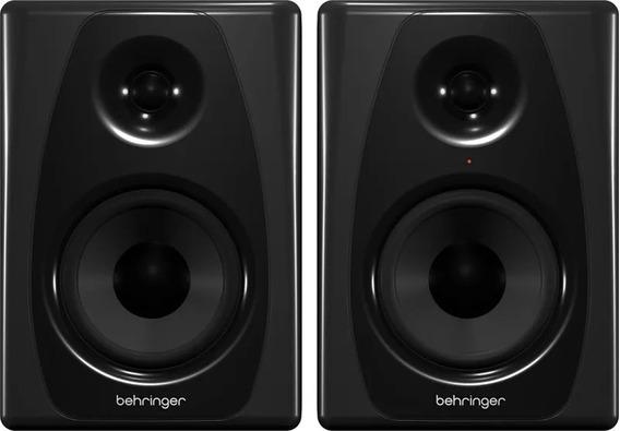 Monitor Referência Ativo Studio 50usb Behringer