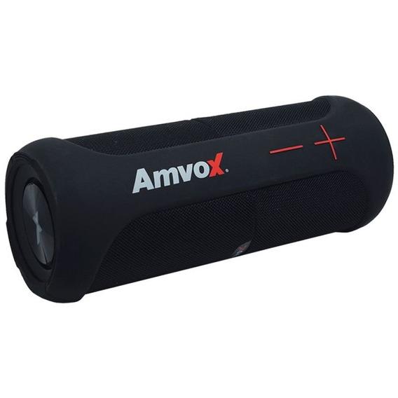 Caixa Som Amplificada Portátil Bluetooth 2 Em 1 Prova D