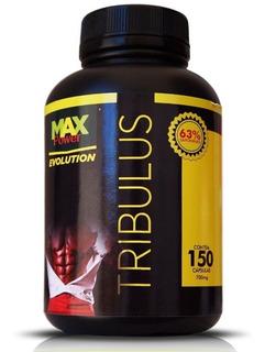 Tribulus Terrestris 150 Capsulas Extrato Puro