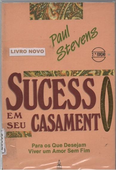 0356 Livro Sucesso Em Seu Casamento Paul Stevens