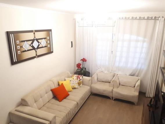 Sobrado Com 2 Dormitórios À Venda, 109 M² - Baeta Neves - São Bernardo Do Campo/sp - So19338