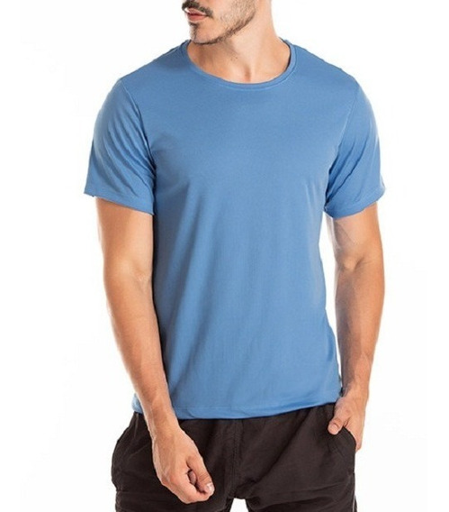 Kit 7 Camisa Dry Fit Corrida Esporte Academia Treino Malhar