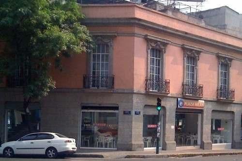 Excelente Esquina Comercial Junto Al Paseo De La Reforma