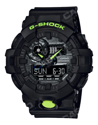 Reloj Casio G-shock Youth Ga-700dc-1