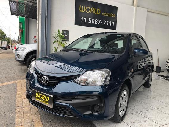 Toyota Etios 1.3 X Automático 2017/2018