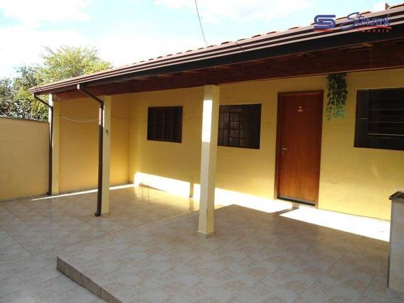 Casa Com 1 Dormitório Para Alugar, 50 M² Por R$ 934,00/mês - João Xxiii - Vinhedo/sp - Ca0323