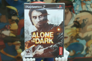 Alone In The Dark Para Playstation 2 Nuevo Y Sellado.