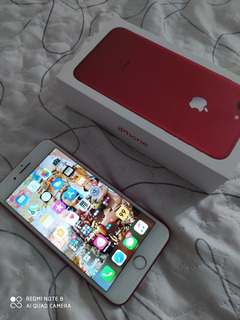 Celular iPhone 7 Plus 128gb Red