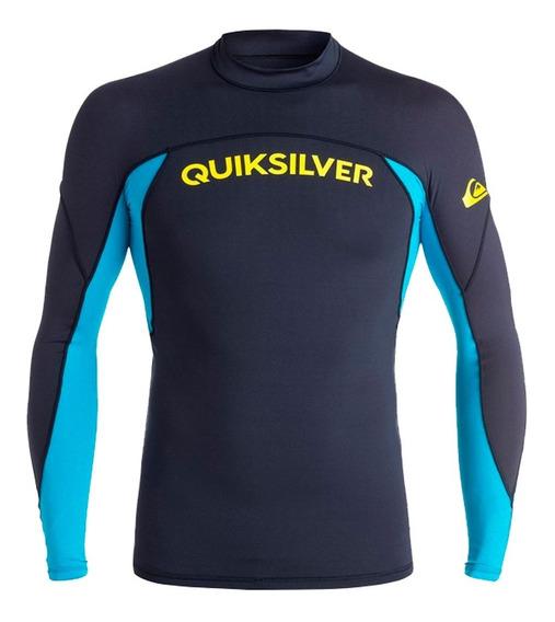Playera Deportiva Para Surf Ajustable Manga Larga Quiksilver