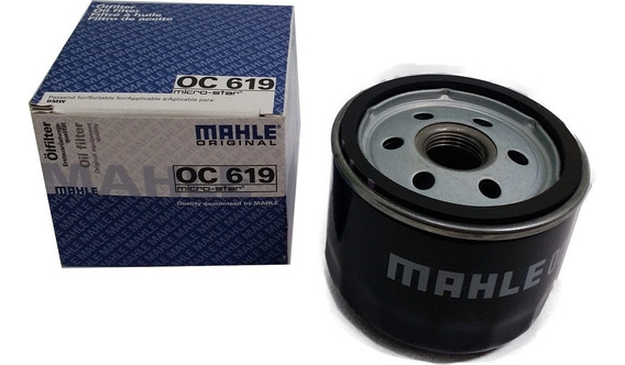 Filtro De Óleo Mahle Oc619 Bmw F 800