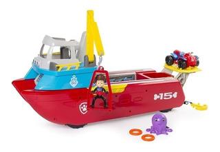 Barco De Rescate Sea Patrol Paw Patrol - Entrega Solo Bogota