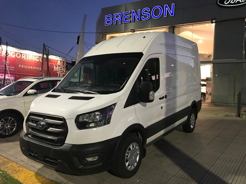 Ford Transit Furgon Medio Te Con A/c 2.2 Tdci Stock Físico