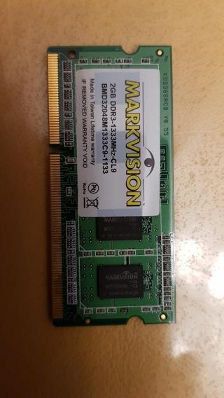 Memoria Notebook Markvision Bmd32048m1333c9-1133