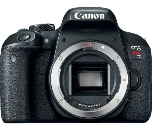 Camera Canon T7i Rebel Eos Dslr (corpo)