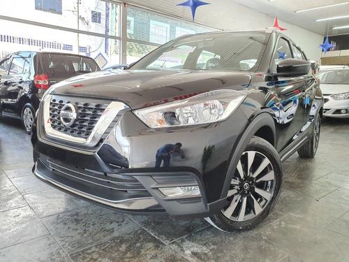 Nissan Kicks 1.6s Preto 2020 0 Km