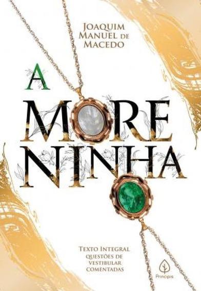 Livro Novo A Moreninha