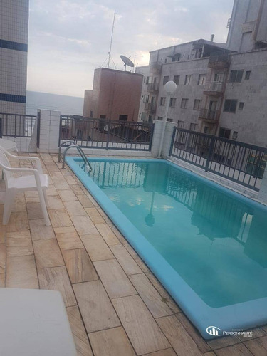 Apartamento Com 3 Dormitórios À Venda, 225 M² Por R$ 750.000,00 - Tupi - Praia Grande/sp - Ap0477