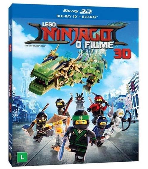 Lego Ninja Go O Filme