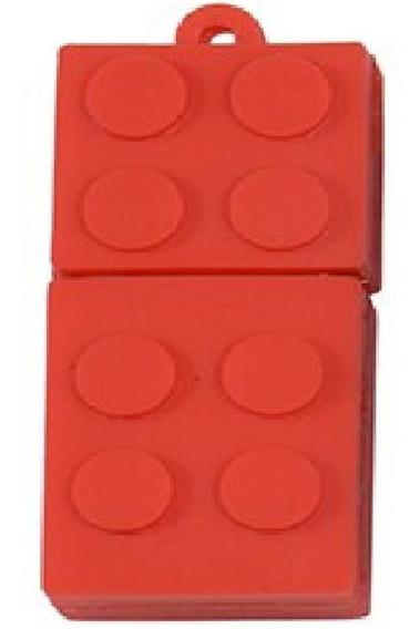Pendrive 32 Gb Aventura Lego Varias Cores