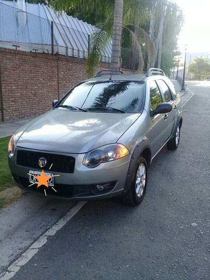 Fiat Palio Weekend Trekking 1.4 2012