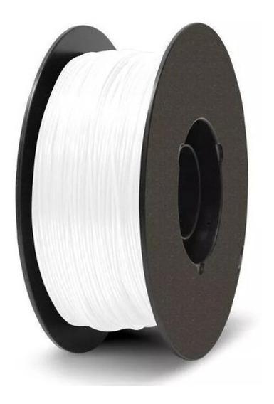 Filamento Pla Branco 1.75mm 1kg Impressora 3d
