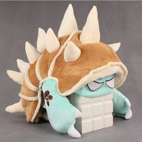 Gorro - Touca - Rammus - Lol - League Of Legends Cosplay
