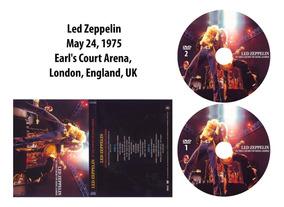 Dvd Led Zeppelin - Earl