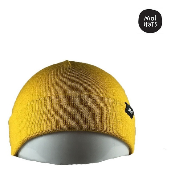Gorro Lana Doble Rocky Beanie Largo Moda Famosos Skate Bota Plegable Calidad Premium Unisex Muy Cómodo