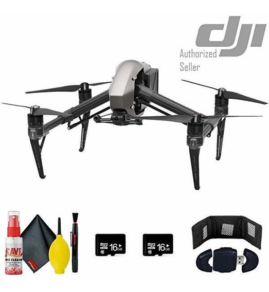 Camara Dji Inspire 2 Quadcopter Memory Card Reader Memo 4486