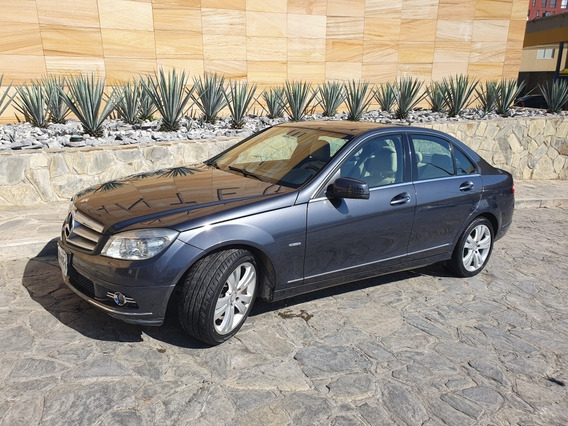 Mercedes-benz Clase C 1.8 200 K Special Edition At 2011