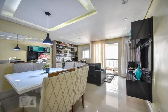 Apartamento No 7º Andar Com 2 Dormitórios - Id: 892955852 - 255852