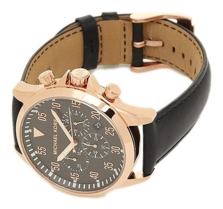 Reloj Cronógrafo Michael Kors Hombre Mk8535 Gage - Original