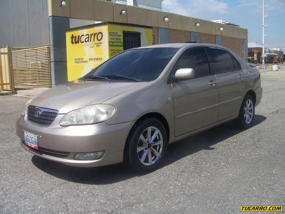 Toyota Corolla Automàtico