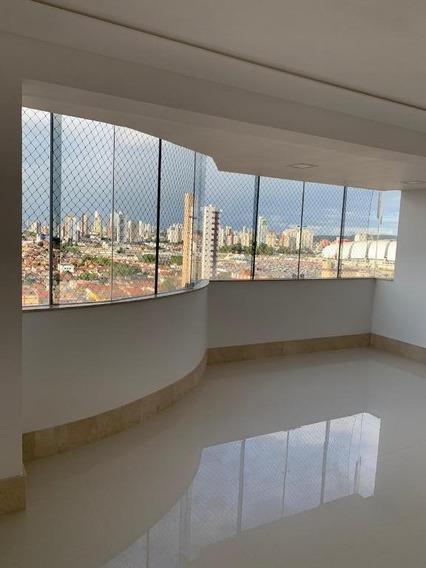 Apartamento Em Lagoa Nova, Natal/rn De 294m² 4 Quartos À Venda Por R$ 1.200.000,00 - Ap396981